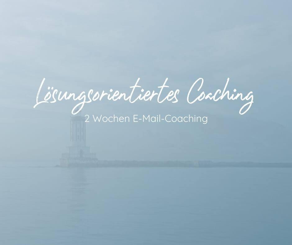lösungsorientiertes E-Mail-Coaching
